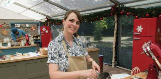 BAKED: Amanda Nguyen, a local baker from Tahoe City, will appear on the American spin-off of a popular British show. Check out her delicious coffee cake recipe, p. 42. Photo courtesy Bill Nguyen