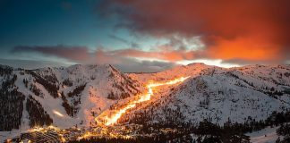 DEC. 31, FIRE ON THE MOUNTAIN: Help light up the sky and ring in 2019 this New Year's Eve at the world's largest torchlight parade. Courtesy photo